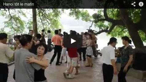 Video Ha Noi le matin (c) Huy Anh NGUYEN